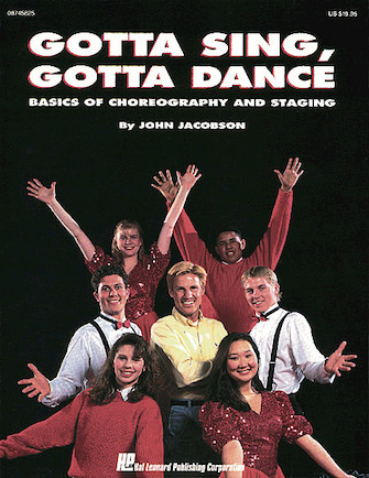 Product Cover for Gotta Sing, Gotta Dance: Basics of Choreography and Staging