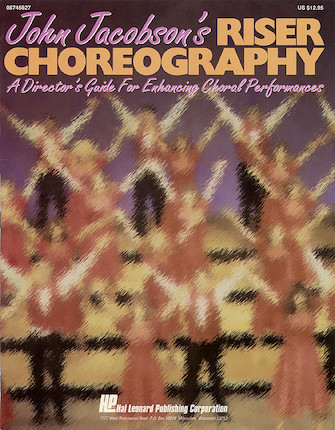 Product Cover for John Jacobson's Riser Choreography (Resource)