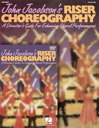 Product Cover for John Jacobson's Riser Choreography