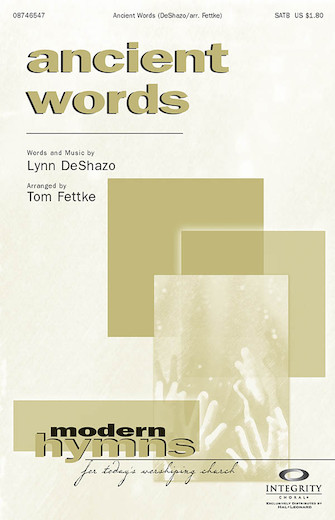 Product Cover for Ancient Words