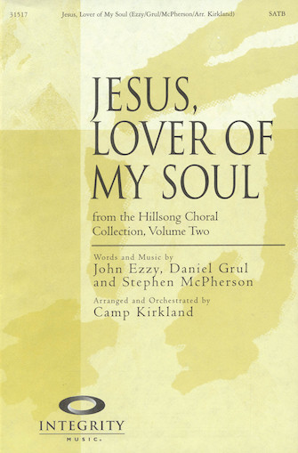 Product Cover for Jesus, Lover of My Soul
