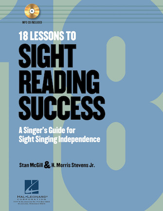 Product Cover for 18 Lessons to Sight-Reading Success