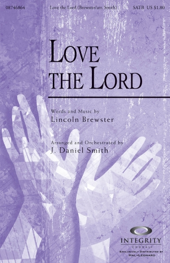 Product Cover for Love the Lord