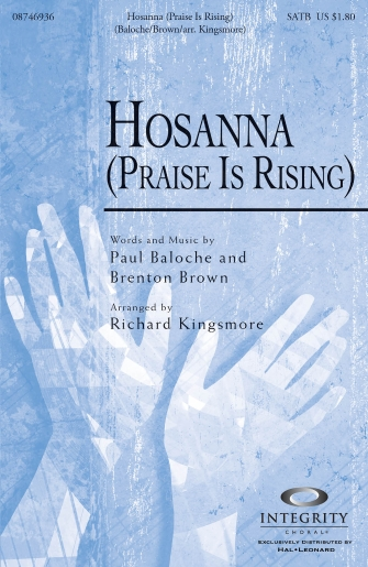 Product Cover for Hosanna (Praise Is Rising)