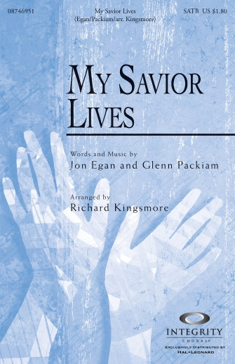 Product Cover for My Savior Lives