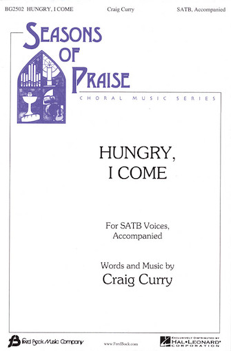 Product Cover for Hungry, I Come