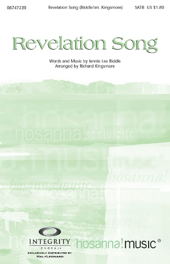 Product Cover for Revelation Song
