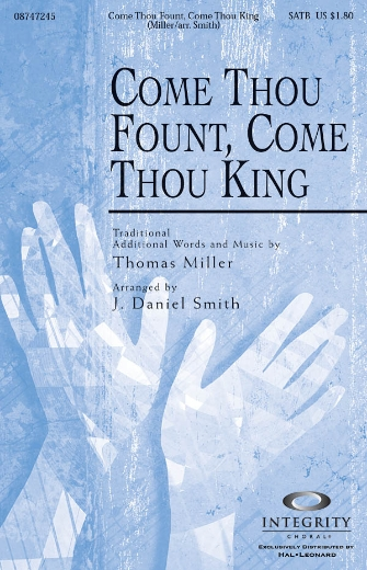 Product Cover for Come Thou Fount, Come Thou King