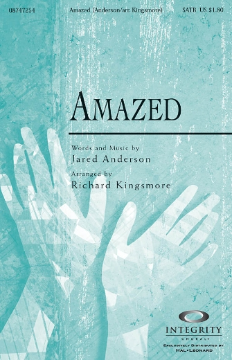 Product Cover for Amazed