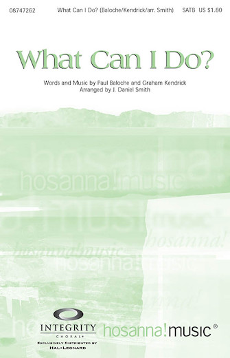 Product Cover for What Can I Do?