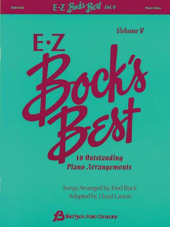 Product Cover for EZ Bock's Best – Volume V