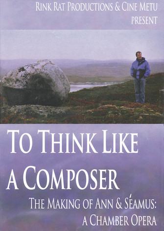 Product Cover for To Think like a Composer
