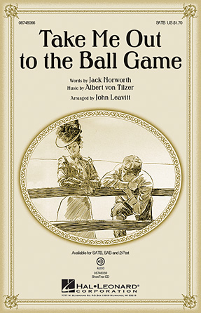 Product Cover for Take Me Out to the Ball Game