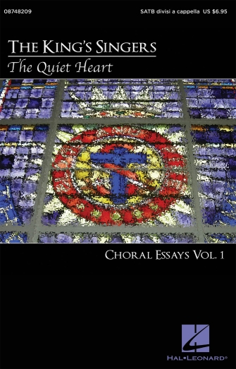 Product Cover for The Quiet Heart: Choral Essays Volume 1