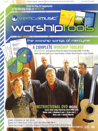 Product Cover for The Worship Songs of MercyMe