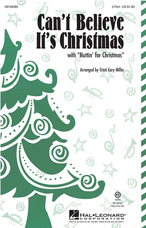 Product Cover for Can't Believe It's Christmas