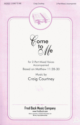 Product Cover for Come to Me