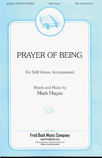 Prayer of Being