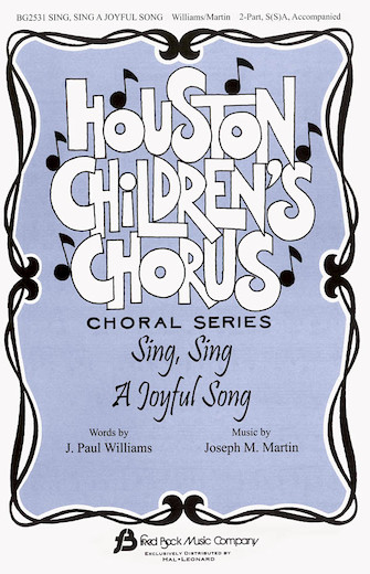 Product Cover for Sing, Sing a Joyful Song