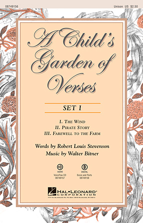 Product Cover for A Child's Garden of Verses (Set I)