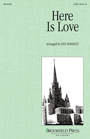 Product Cover for Here Is Love