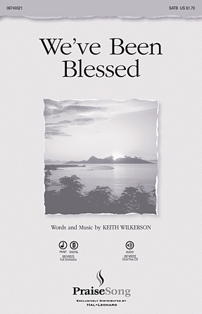 Product Cover for We've Been Blessed