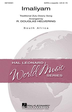 Imaliyam : SATB : R. Douglas Helvering : Sheet Music : 08749391