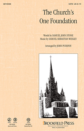 Product Cover for The Church's One Foundation