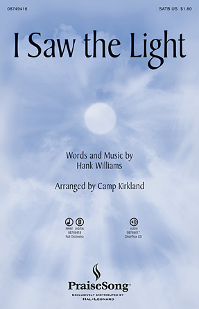 Product Cover for I Saw the Light