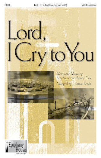 Product Cover for Lord, I Cry to You