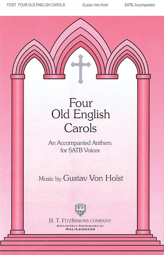 Product Cover for Four Old English Carols