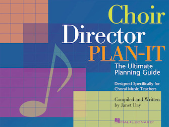 Product Cover for Choir Director Plan-It