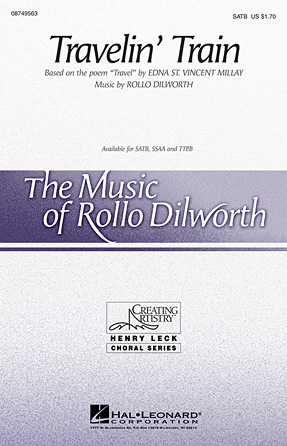 Travelin' Train : SATB : Rollo Dilworth : Sheet Music : 08749563 : 884088285883