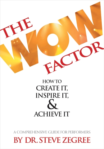 Product Cover for The Wow Factor: How to Create It, Inspire It & Achieve It