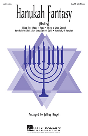 Product Cover for Hanukah Fantasy