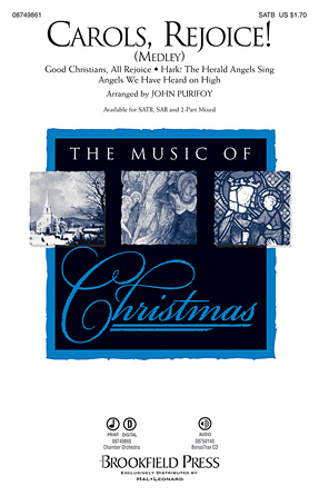 Product Cover for Carols, Rejoice!