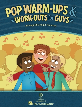 Product Cover for Pop Warm-Ups & Work-Outs for Guys