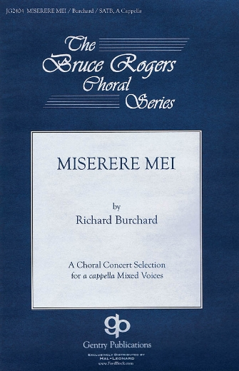 Product Cover for Miserere Mei