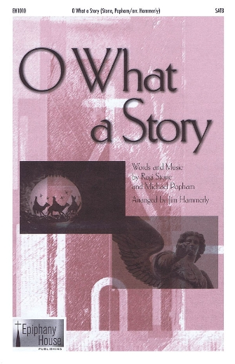Product Cover for O What a Story
