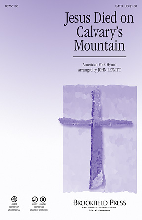 Product Cover for Jesus Died on Calvary's Mountain