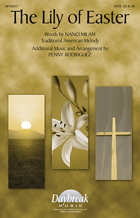 Product Cover for The Lily of Easter