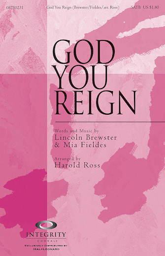 Product Cover for God You Reign