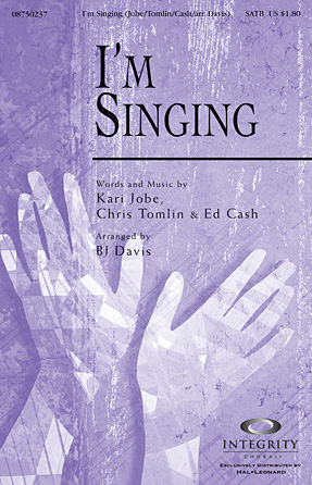 Product Cover for I'm Singing
