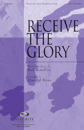 Product Cover for Receive the Glory