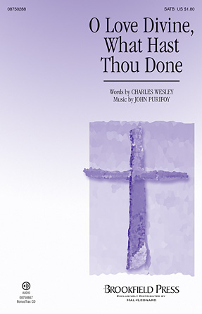 Product Cover for O Love Divine, What Hast Thou Done