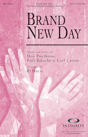 Product Cover for Brand New Day