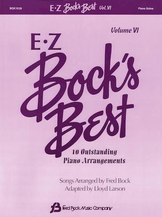 Product Cover for EZ Bock's Best – Volume VI