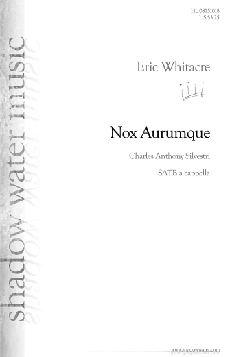 Product Cover for Nox Aurumque