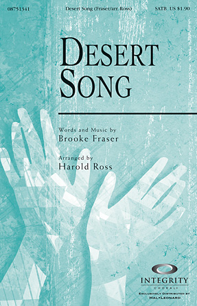 Product Cover for Desert Song