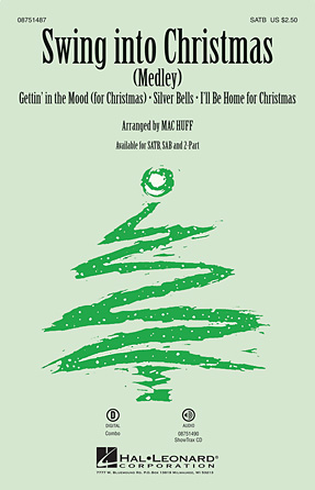 Product Cover for Swing into Christmas